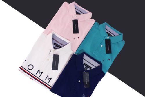 Wholesale Tommy Hilfiger Men's Polo Shirt Lot