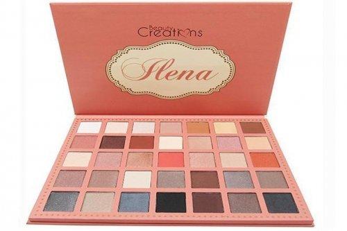 Beauty Creations 35 Color Pro Palette Ilena (BCE3)