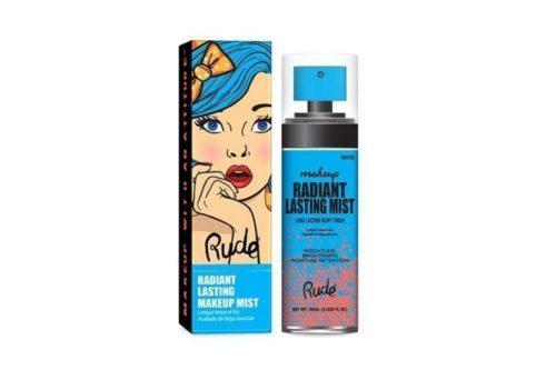 Rude Cosmetics Radiant Lasting Makeup Mist (RC-65528)