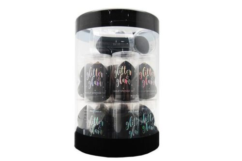Profusion Glitter & Glam Makeup Sponge Set (9989-2)