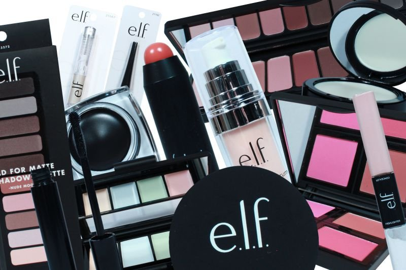 Wholesale e.l.f Cosmetics Lot- 120 Units