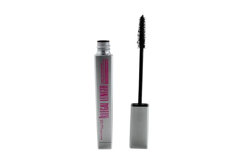 Maybelline Illegal length Fiber Extensions Waterproof Mascara