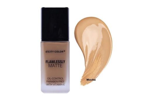 City Color Flawlessly Matte Foundation - Display (F-0085E)