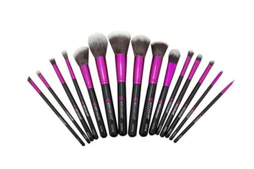 City Color Photo Chic 15PC Synthetic Brush Set (MBS-0001)