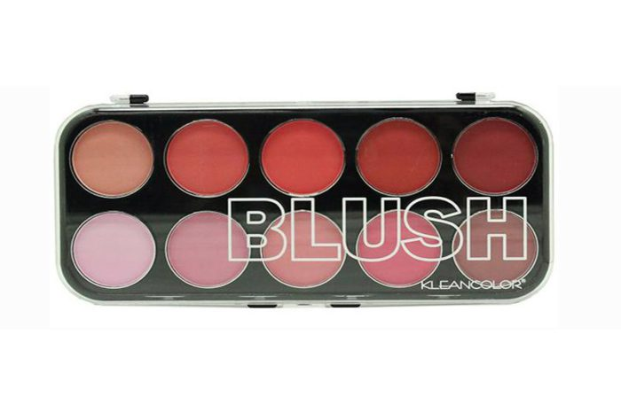 Kleancolor 10 Colour Pink Blush Kit (BH2118)
