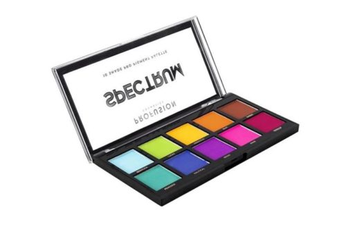 Profusion 10 Shade Pro Pigment Palette Eyeshadow - Spectrum (1800-2)