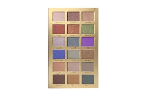 City Color Lucidream Eyeshadow Palette Display