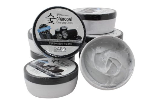 Dabo Charcoal Cleansing Cream Smooth Skin