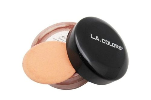 L.A. Colors Loose Powder Dark (BLP303)
